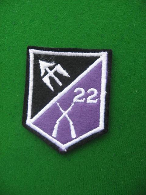 22nd Infantry Battalion