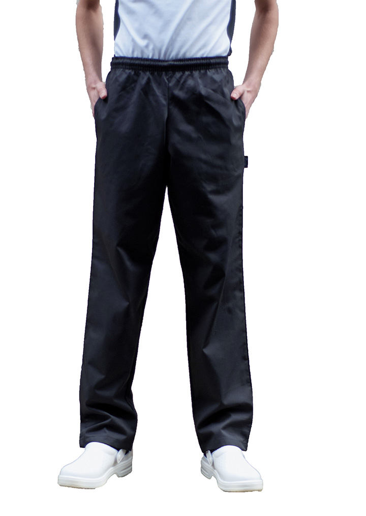 Chef Trousers Elasticated