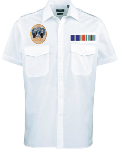 pilot-shirt-with-crest-and-medals