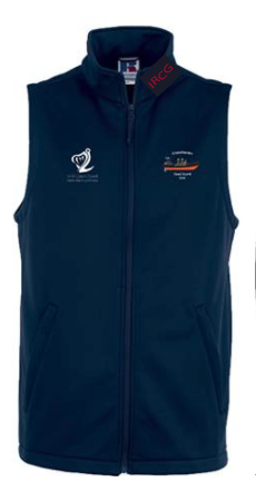 Gillet With Emb