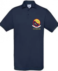 Naval Service T-Shirt with Official Crest