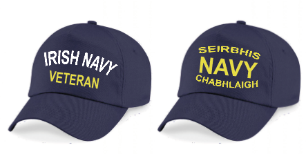 Irish Naval Service Baseball caps