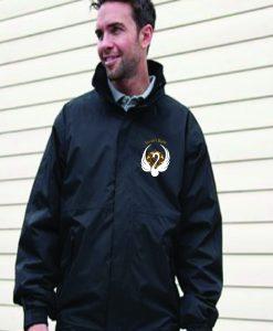 Swan Batt Bomber Jacket