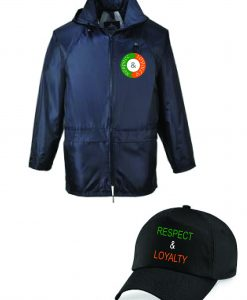 Respect & Loyalty Jacket and Baseball Cap