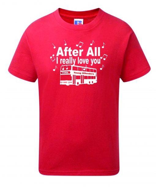 YO Kids T-Shirt-01